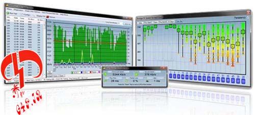 دانلود نرم افزار تست سرعت اینترنت – JD's Auto Speed Tester 17.6