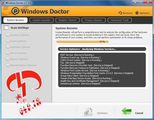 دانلود نرم افزار تعمیر و رفع ایراد ویندوز – Windows Doctor v2.7.3.0