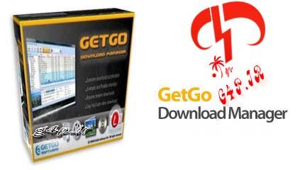 دانلود نرم افزار مدیریت دانلود و افزایش سرعت دانلود – .GetGo Download Manager v4.8