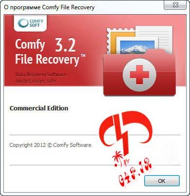 دانلود نرم افزار بازیابی فایل های حذف شده – Comfy File Recovery 3.2