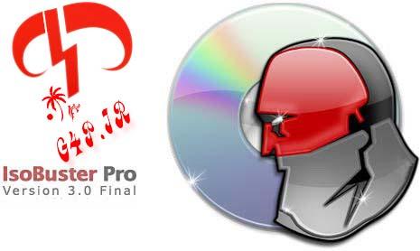 دانلود نرم افزار کپی دیسک های خش دار – IsoBuster Pro 3.0 Final