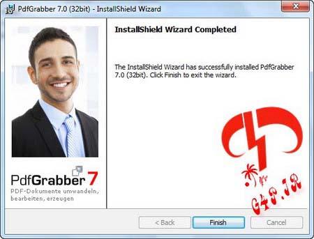دانلود نرم افزار تبدیل پی دی اف به آفیس – PdfGrabber Pro 7.0.0.8