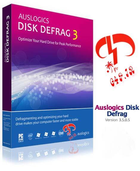 دانلود نرم افزار یکپارچه سازی هارد دیسک – Auslogics Disk Defrag 3.5.0.5