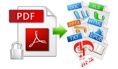 دانلود نرم افزار تبدیل اسناد PDF به فرمت های مختلف – Cendarsoft PDF Converter v1