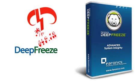 دانلود نرم افزار حفاظت از کامپیوتر در برابر تغییرات کاربران - Deep Freeze