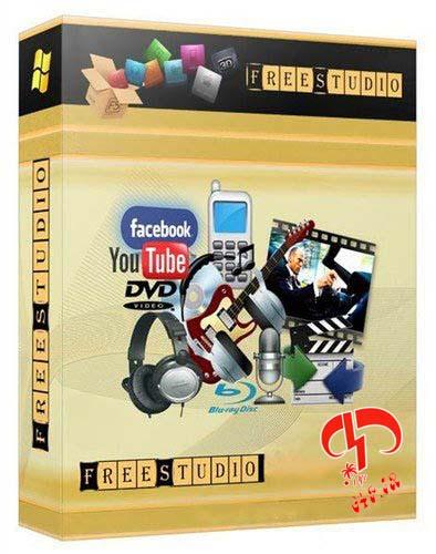 دانلود نرم افزار مبدل فایلهای صوتی و تصویری – Free Studio 5.7.3.903