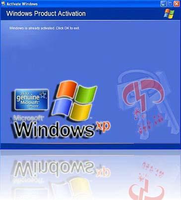 دانلود نرم افزار قانونی کردن ویندوز ایکس پی – Genuine Windows XP 2012