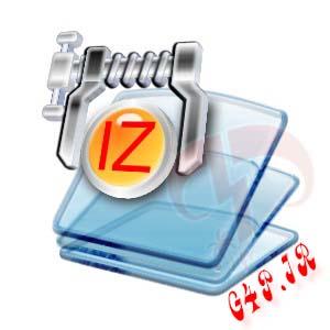 دانلود نرم افزار فشرده ساز – IZArc 4.1.7