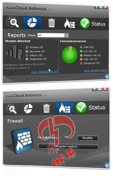 دانلود آنتی ویروس رایگان پاندا – Panda Cloud Antivirus 2.0.1