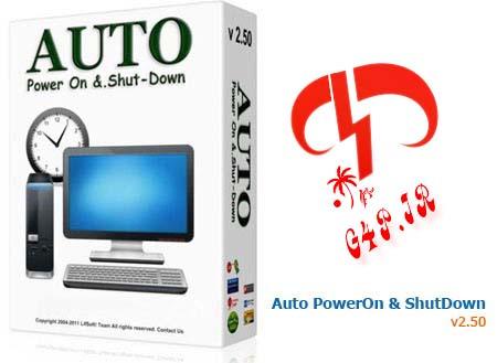 دانلود نرم افزار روشن و خاموش کردن خودکار سیستم – Auto PowerOn & ShutDown