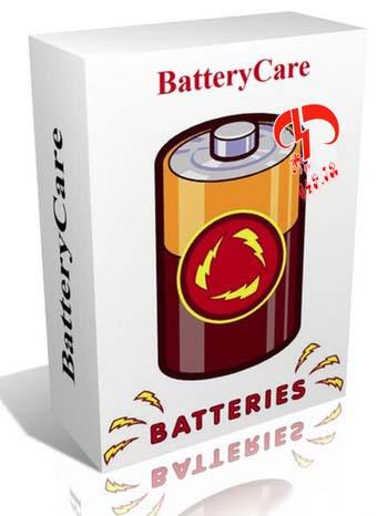 دانلود نرم افزار مراقبت و نگهداری از باتری لپ تاپ – BatteryCare 0.9.11.0
