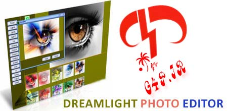 دانلود نرم افزار رویایی کردن تصاویر – DreamLight Photo Editor v4.2